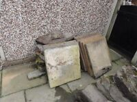7 Concrete Paving Slabs