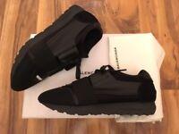 Balenciaga runners size uk 11/10.5 triple black