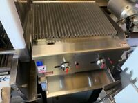 NEW GAS PERI PERI CHICKEN GRILL BBQ KEBAB CATERING COMMERCIAL KITCHEN FAST FOOD BBQ