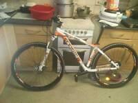 Whistle 29er Mountain Bike