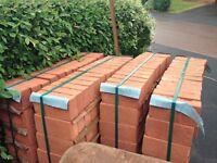 Arden Red Building Bricks