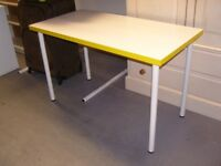 Ikea Home Computer Table in White. Good Condition