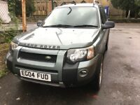 Land Rover Freelander 2.0 TD4S Station Wagon Diesel Automatic