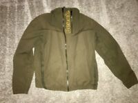 Mens Bench Jacket - Green - Size Large - Great condition