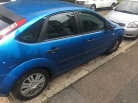 2005 (55) Reg Ford Focus for sale £650ono Immediate Sale