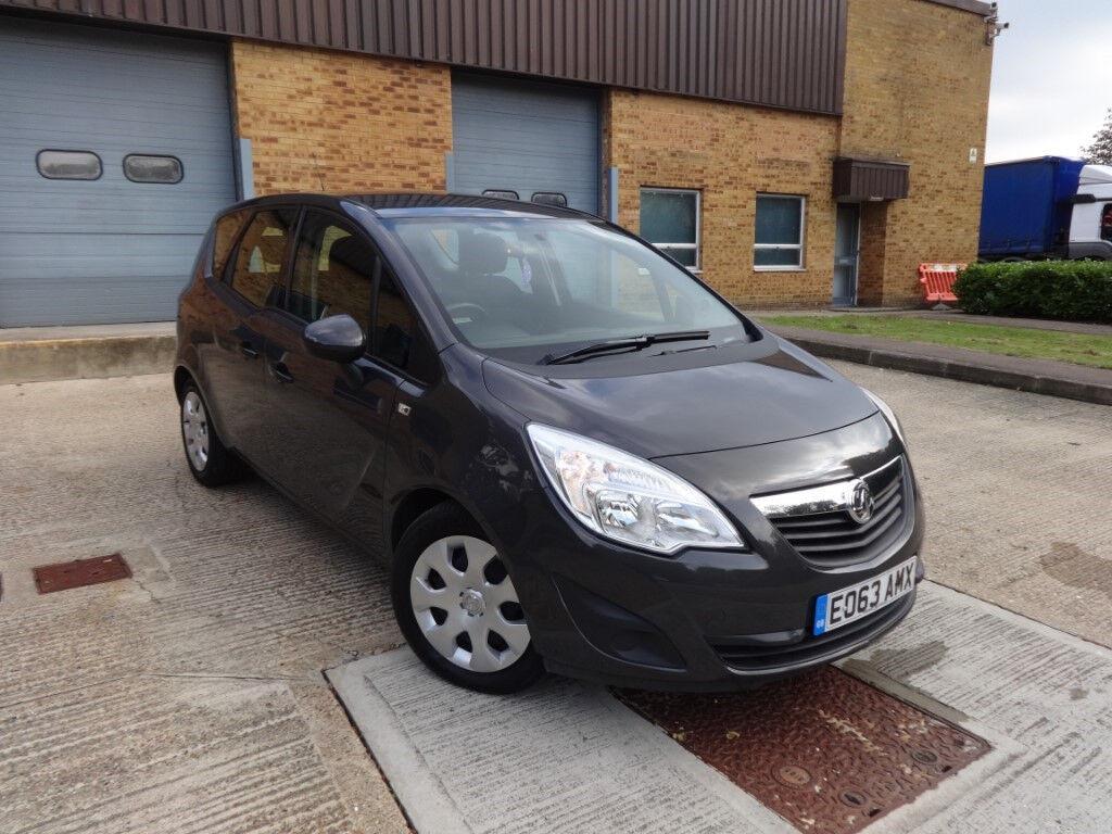 Vauxhall Meriva Exclusiv Ac CDTi Auto Diesel 0% FINANCE AVAILABLE