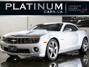 2010 Chevrolet Camaro SS, V8 400HP, LEATHE