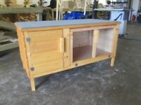 4ft rabbit hutch for sale new unused weather proof