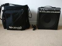Gallien Kruger MB 150S Bass Amplifier