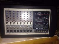 Peavey XR 8300 600 watt power mixer amp