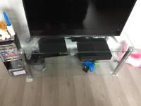 Blaupunkt Glass tv unit