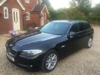 BMW 520 TDI 6 SPEEDS MANUAL LOW MILEAGE