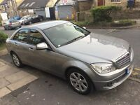 2008 MERCEDES C220 SE CDI AUTOMATIC *****ONE COMPANY OWNER FROM NEW****