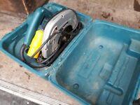 Makita 5704R 110V Circular Saw & Case