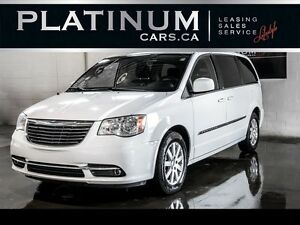 2014 Chrysler Town & Country Touring, STOW N GO S
