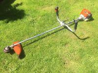 Stihl FS90 Professional Petrol Cow Horn Handle Strimmer / Brushcutter