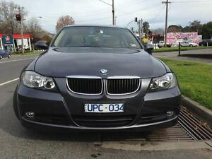 2006 BMW 3-Series Sedan Travancore Moonee Valley Preview