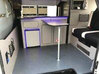 2009 Ford Transit LPG & Petrol Camper Campervan NEW Conversion