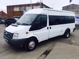 2011 FORD TRANSIT 17 SEATER MINIBUS *** STUNNING CONDITION ***