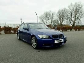 2007 BMW 3 SERIES 318D 2.0 DIESEL M SPORT - LOW MILEAGE - LONG MOT