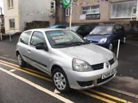 2008 08 Renault Clio 1.1 campus, lovely clean car