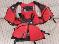 Used Gul and Traveller II Buoyancy Aids £25 Each