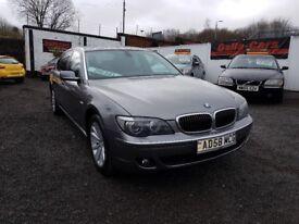 BMW 7 Series 3.0 730Ld SE LWB Saloon 4dr/STUNNING EXAMPLE/ FULL SERVICE / 2008 (58 reg), Saloon