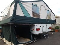 2009 Conway Countryman folding camper - Pennine - outstanding condition - Somerset based