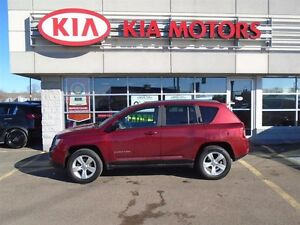 2012 Jeep Compass SPORT 4x4 -- ONLY $108 BIWEEKLY!