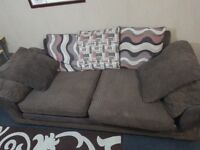 Two seater sofa selling £40