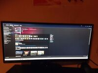 27inch Gaming monitor ultra wide