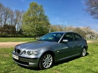 BMW 316 (1.8) COMPACT 2004