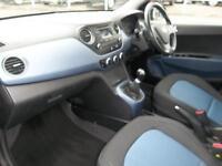 Hyundai i10 1.0 Premium 5dr (grey) 2014