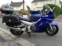 FJR1300 - low miles, FSH, Outstanding condition, everything you need included. 2 previous owners
