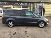 FORD GALAXY 1.8 TDCI ZETEC 7 SEATER - FINANCE AVAILABLE