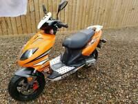 Keeway scooter
