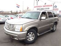 2002 Cadillac Escalade 7 Passengers fully loaded