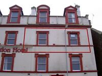 SPACIOUS UNFURNISHED ONE BEDROOM FLAT