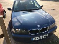 BMW 318 MOT 02/2018 automatic