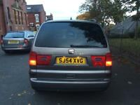 Seat Alhambra very good condition 7 seat car