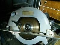 Heavy duty circular saw