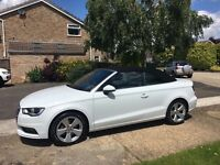 Amazing Audi A3 convertible looking for a good home!