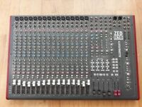 Allen and Heath ZedR16 16 Channel Mixer