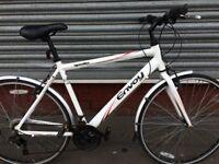Apollo Envoy hybrid bike mint condition