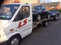 CAR COLLECTION & DELIVERY SERVICE