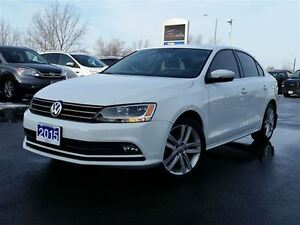 2015 Volkswagen Jetta 1.8 TSI HIGHLINE-LUXURY SEDAN