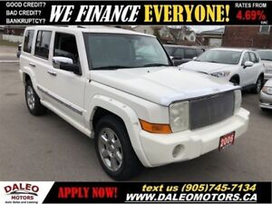2006 Jeep Commander Limited | 4x4