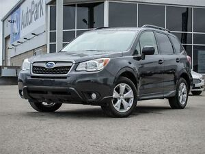 2015 Subaru Forester AWD| Heated Power Seats| Rear View Cam.|