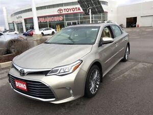 2016 Toyota Avalon LIMITED! DEMO SAVE SAVE SAVE!