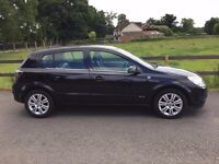 2008 Vauxhall Astra 1,7 litre diesel 5dr